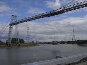 transporter bridge Newport