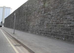 fangelsemur