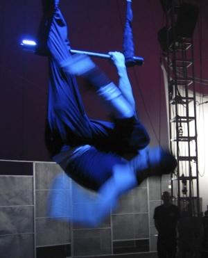 Nofit state cirkus tält