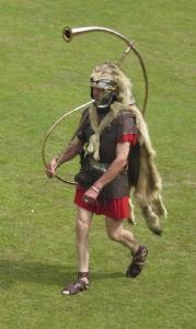 En romersk soldat