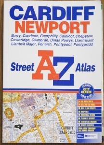 Cardiff-Newport A-Z