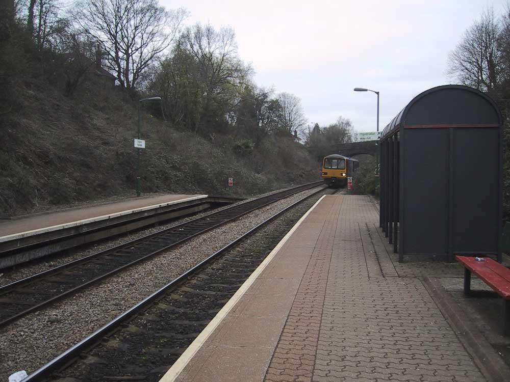 Fairwater station