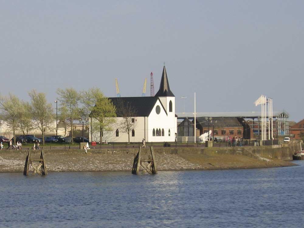 Norska Kyrkan i Cardiff