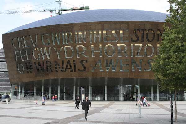 Operan fasad