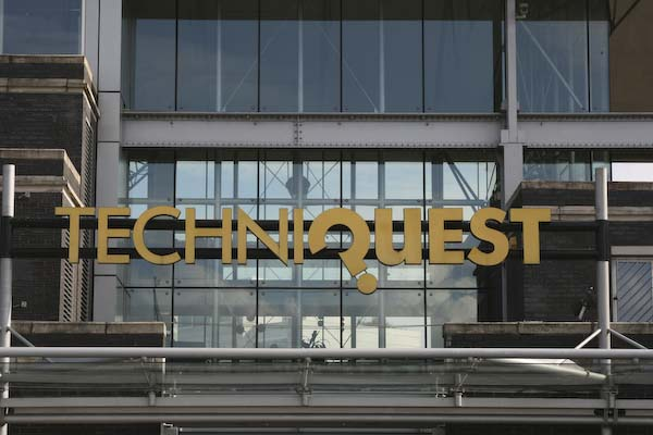 Techniquest utsida